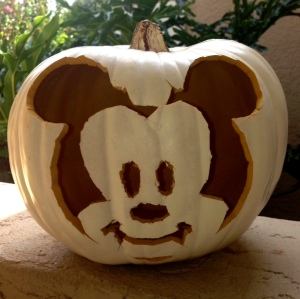 Carve Out Your Little Piece Of Disney At Home Taking The