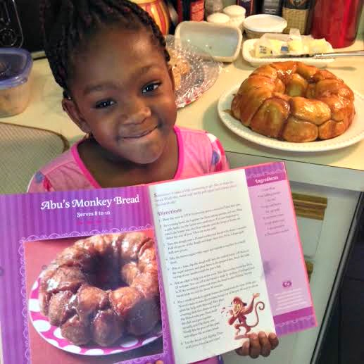 Princess Tiana Cooking: Cooking With The Disney Princess Cookbook